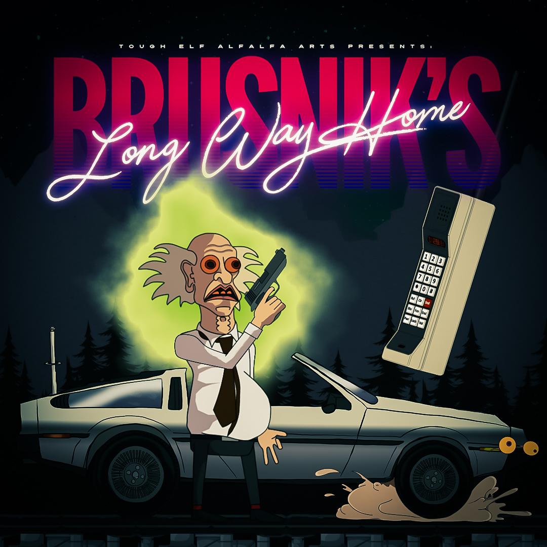 Brusnik's Long Way Home