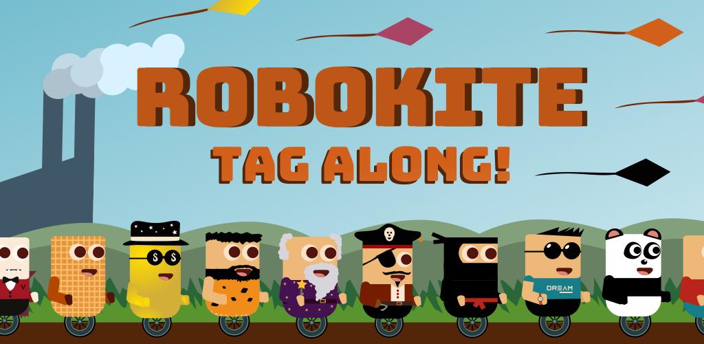 Robokite: Tag Along