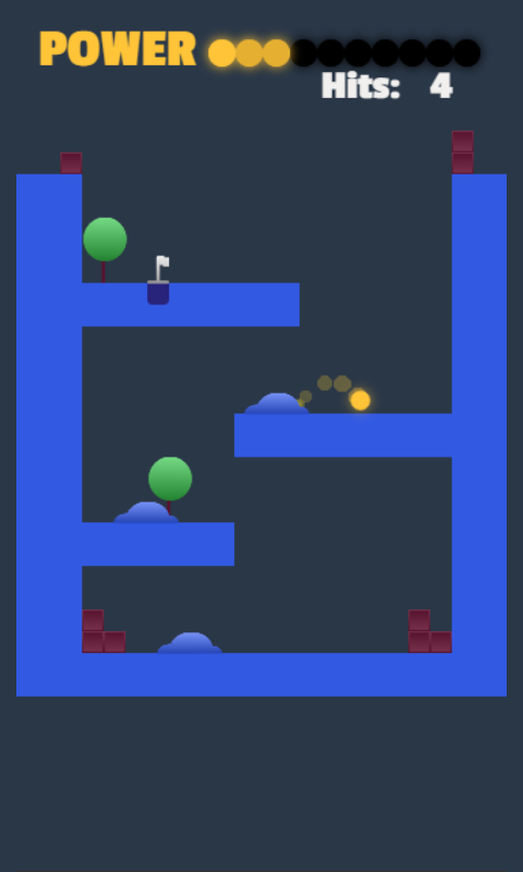 Tiny Golf - Fun Mini Golf Game 2D