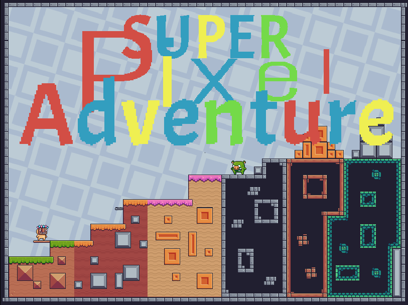Super Pixel Adventure