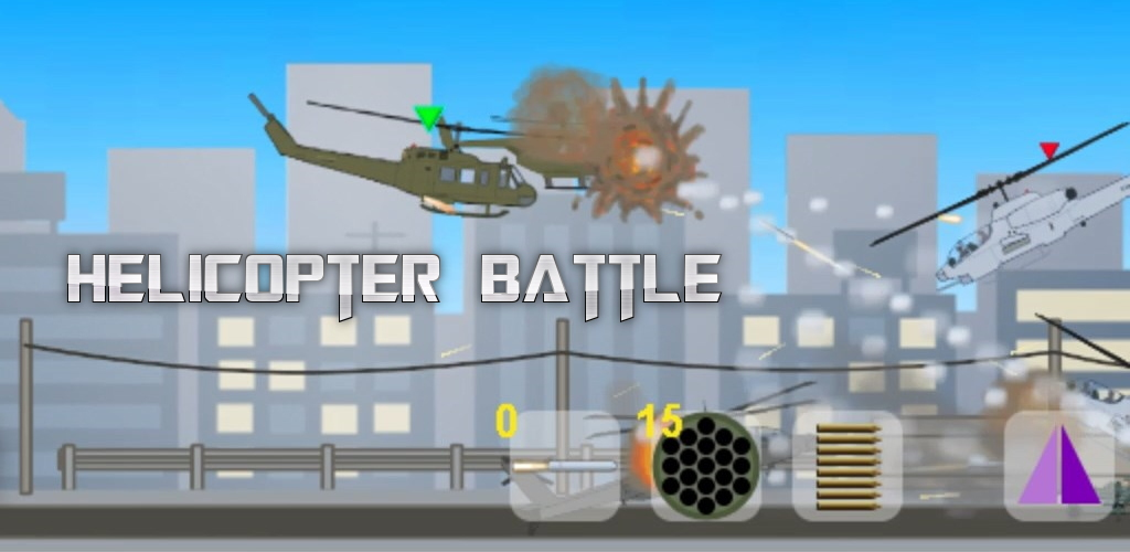 Helicopter Battle