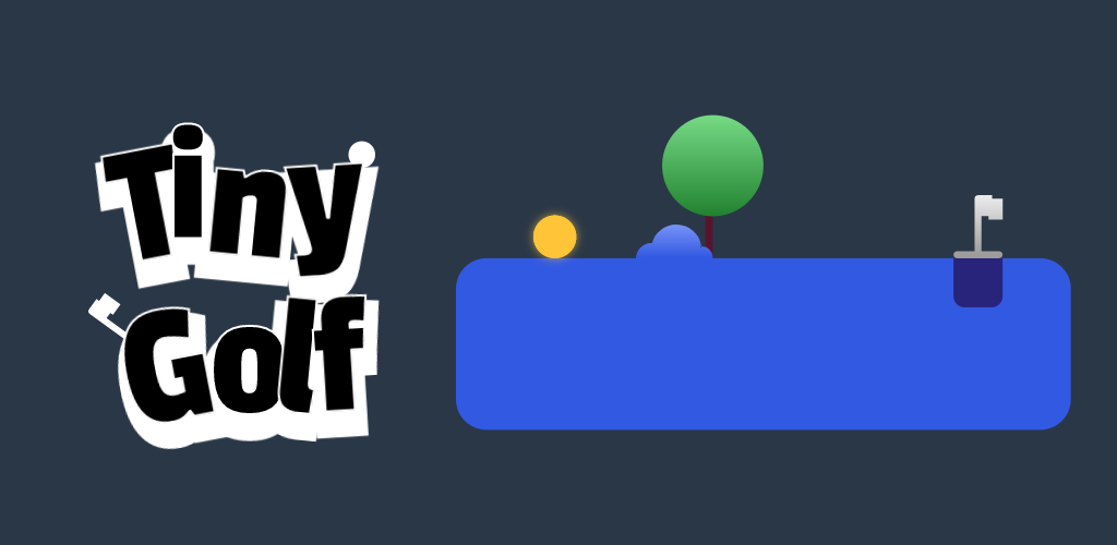 Tiny Golf - Fun Mini Golf Game 2D