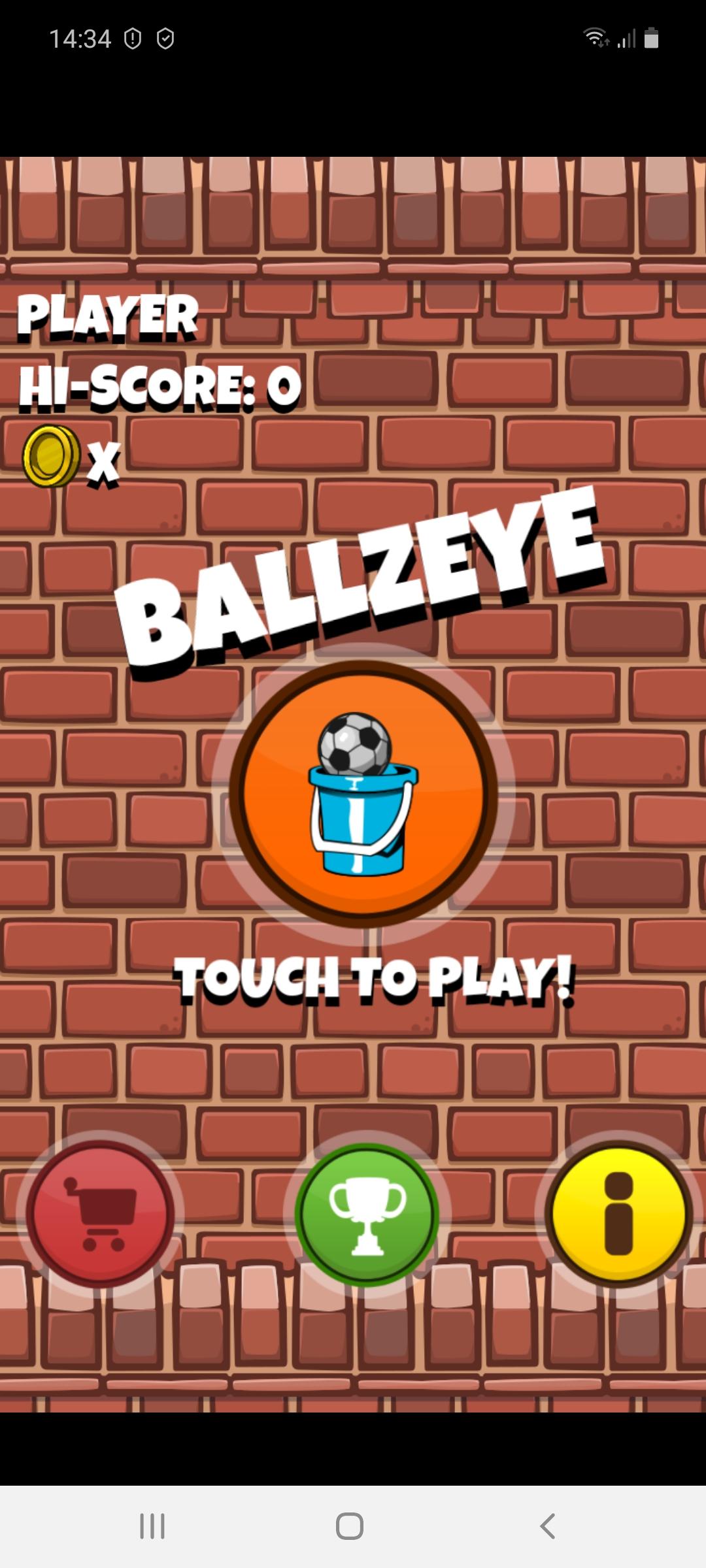 Ballzeye