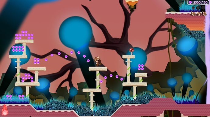 Miko Adventures: Puffball (in development)